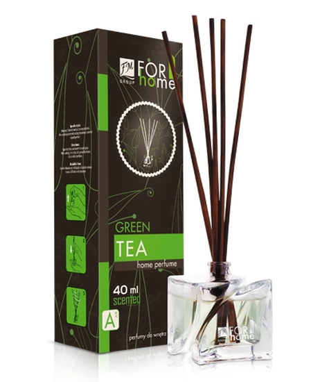 Vůně do interiéru GREEN TEA home perfume