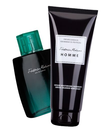 Duo Pack Man Scent FM 160 Lacoste Essential